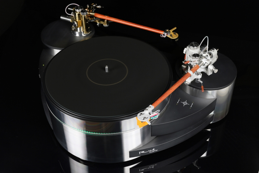 Turntable-Reed Muse 3C
