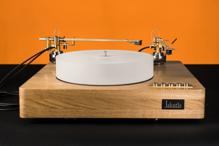 Turntable Wooden