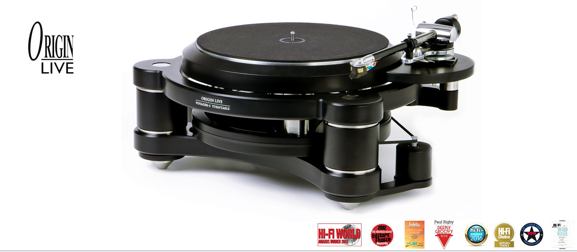 Origin Live Turntable Range