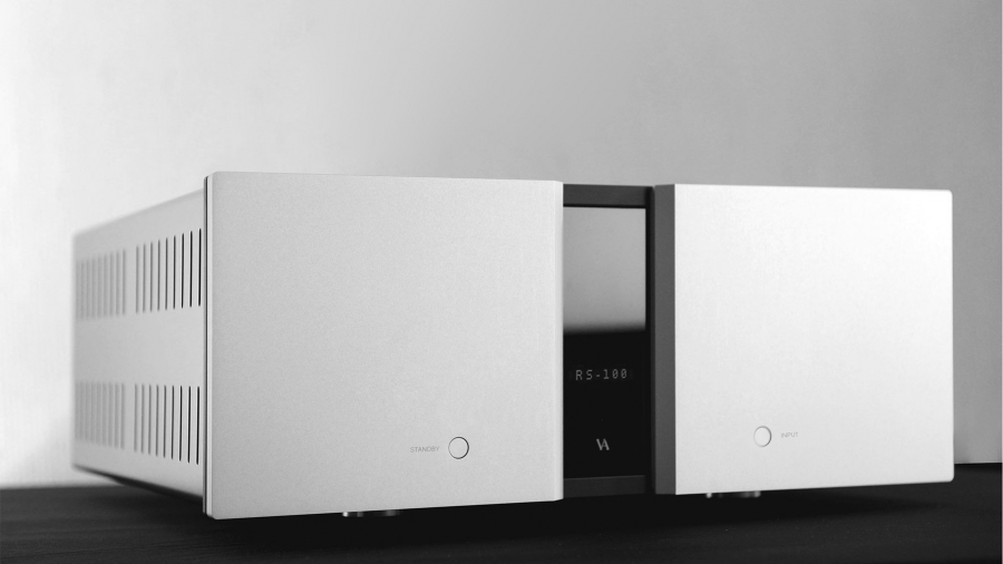 Stereo Power amplifier RS101