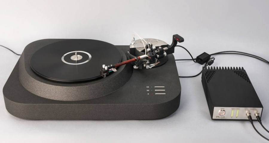 Turntable-Reed Muse 1C