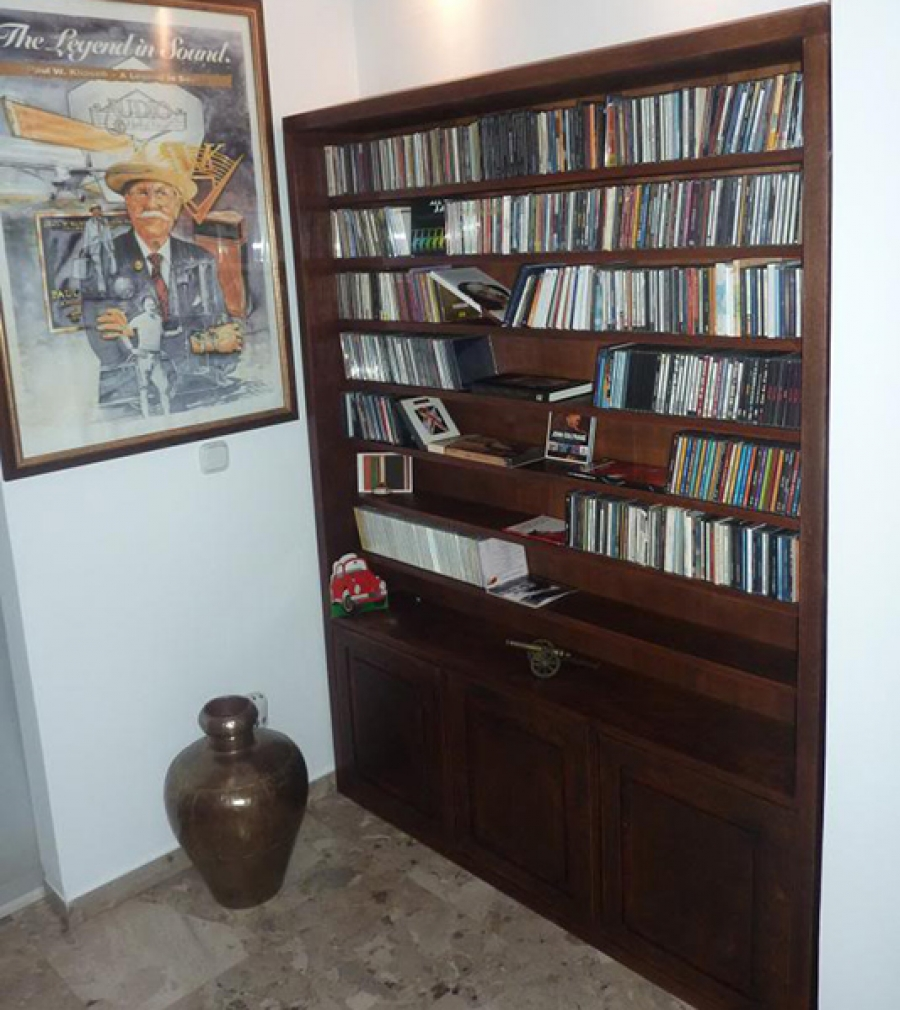 CDs/LP Rack