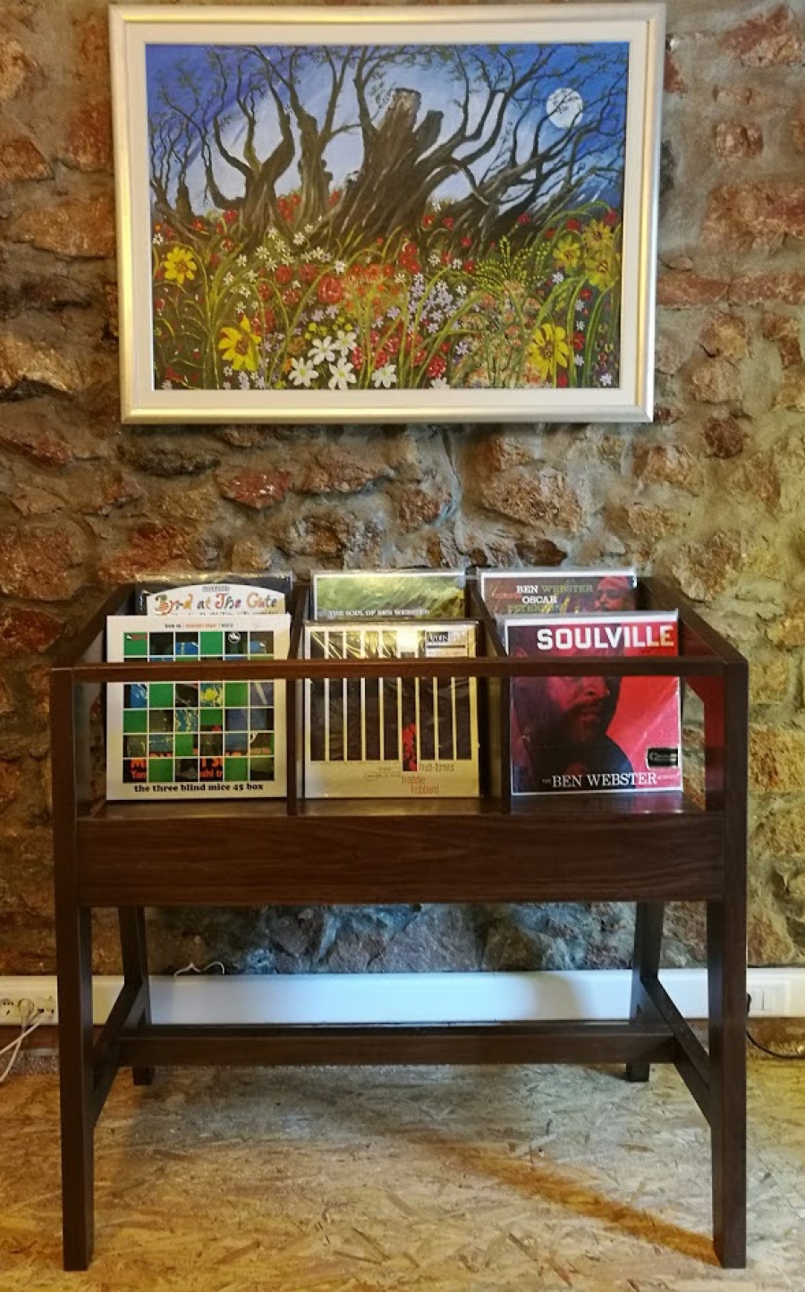 New Lp Record Furniture